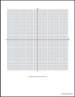 Coordinate Grids and Graph Paper